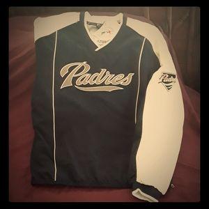 Padres genuine Major league baseball jacket